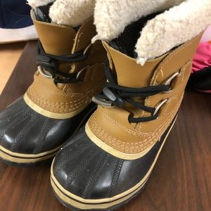 Other - Sorel kids boots size 11
